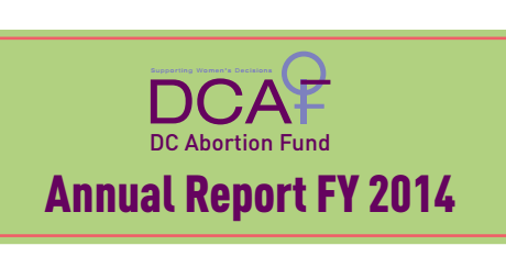 DCAF annual report image